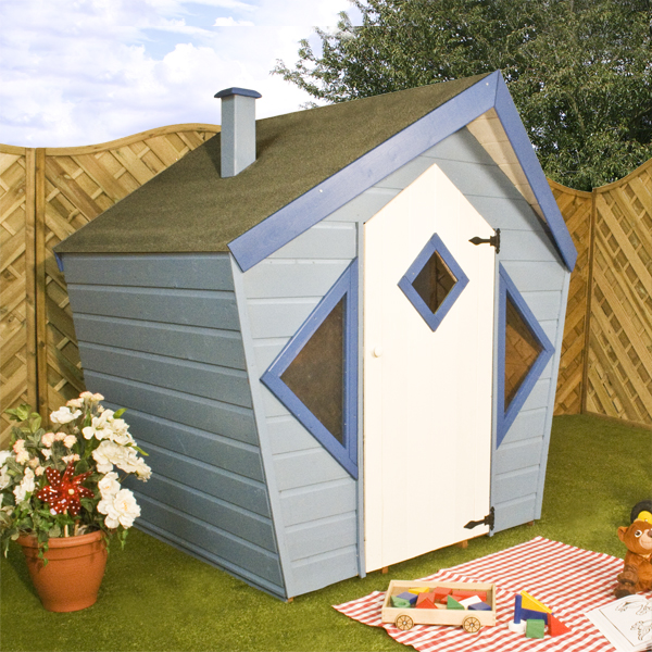 building plans outdoor playhouse