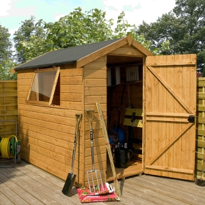 7 x 5 Tongue and Groove Shed