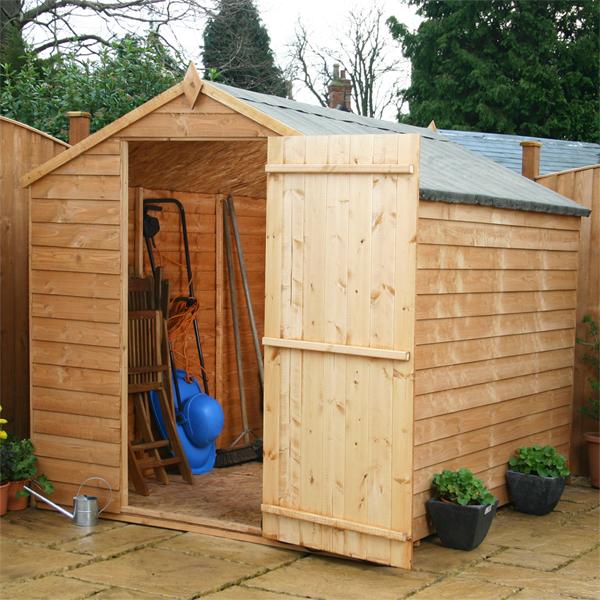Garden Shed Plans diy shed free plans