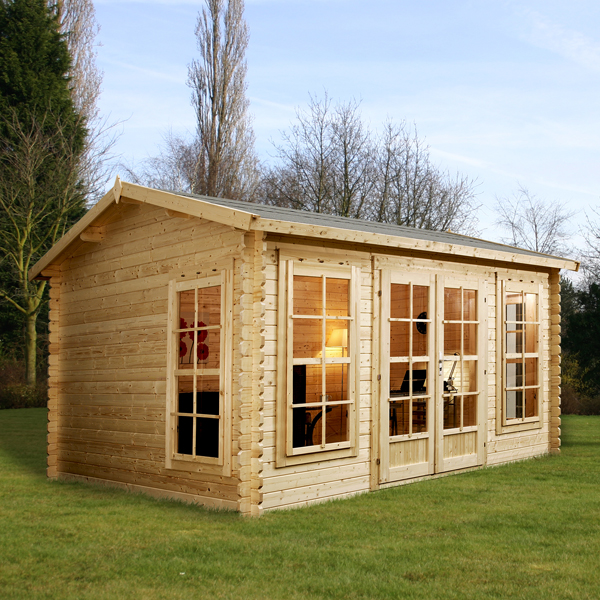 Garden Sheds, Log Cabins, Summerhouses, Playhouses, Fence Panels ...