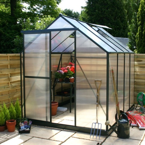 8' x 6' Walton's Extra Tall Greenhouse